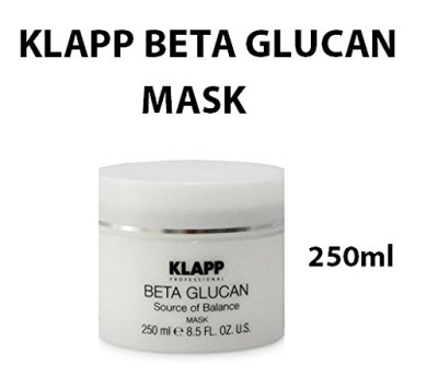KLAPP BETA GLUCAN Source of Balance MASK 250ml / 8.5 FL. OZ.