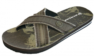 Dunlop DMP565 Men's Boy's Slip On Flip Flops Sandal Beach Pool Shoes Size 6 11