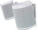 Flexson Pair Wall Mount for Sonos One - White