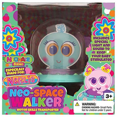 Neonate Babies Nerlie Neo-Space Walker Green by ...