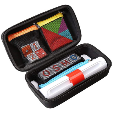 Red Aproca Hard Travel Storage Case Compatible with Leapfrog Epic Academy Edition