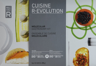 Molecule R Molecular Gastronomy Kit Cuisine R Evolution By