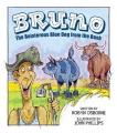 Bruno: The Boisterous Blue Dog from the Bush