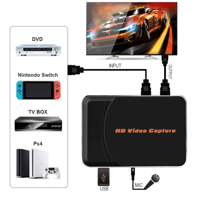 HDMI Splitter 3 Port Hub Box Auto Switch 3 in 1 Out Switcher 1080p HD with Remote Control for XBOX360 PS3 HDTV Projector LFJNET Upgraded Version