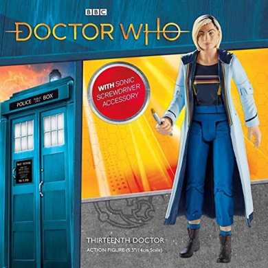 Multi DOCTOR WHO 6845 13th Action Figure
