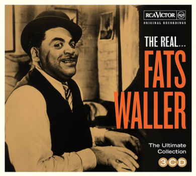 The Real Fats Waller, Fats Waller - Shop Online for Music ...