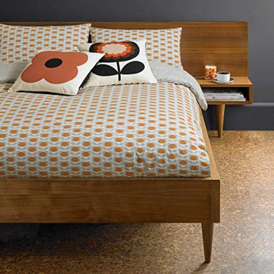 2 Per Pack Housewife Pillowcases Orla Kiely Dog Show