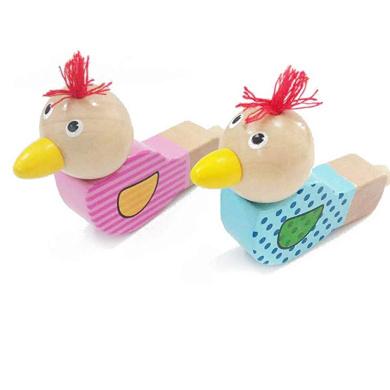 Bird Whistle Swiss Warbler Original Magic Tweeting Noisemaker Toys Tricks Gag
