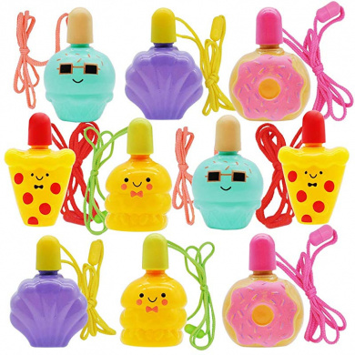 yuanhaourty 6Pcs Super Magic Bubble Soap Bottles Bubbles Blower Party Favors Outdoor Toys for Kids