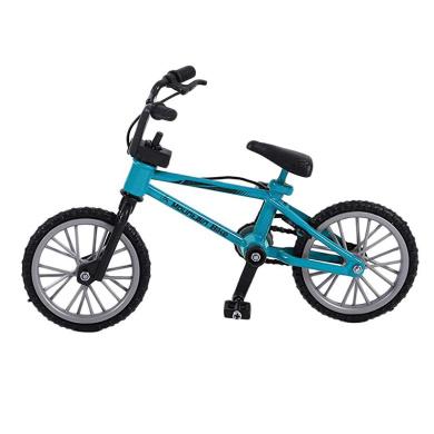 ilonti Mini Finger Bike Toy Finger Bicycle Miniature Alloy Metal Toys Fingerboards Finger Bikes /& Accessories