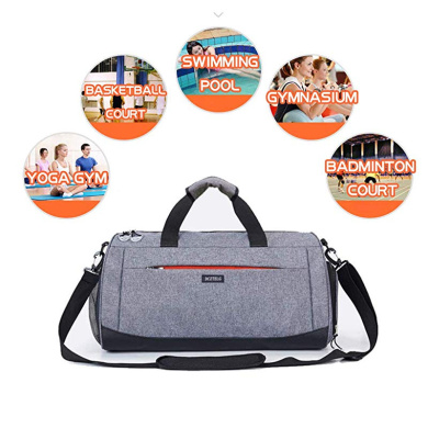 0141 NIKE SPORTS AND TRAVEL Duffle Gym and Travel Bag